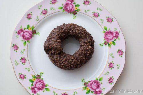 チョコレートクインテット【ヤマザキ】上から見た図
