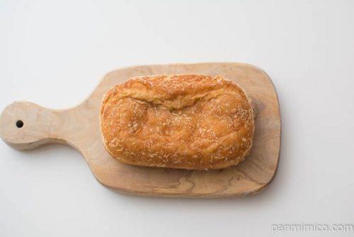 コロッケ風パン あぐー豚【第一パン】上から見た図