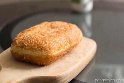 コロッケ風パン あぐー豚【第一パン】横から見た図
