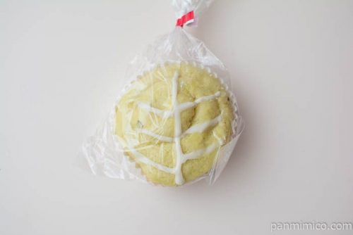 【山口製菓舗】キャベツメロンパンパッケージ写真
