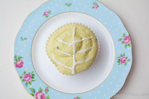 【山口製菓舗】キャベツメロンパン上から見た図