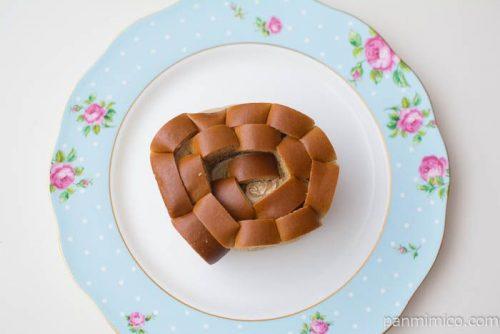 【なんぽうパン】コーヒーバラパン上から見た図