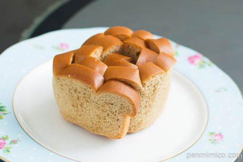 【なんぽうパン】コーヒーバラパン横から見た図