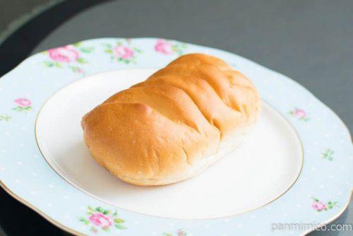 【伯雲軒】ブドーパン横から見た図