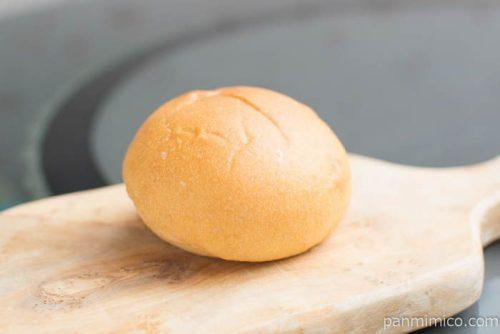 糖質を考えたふんわりパン【コープこうべ】横から見た図