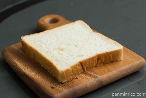 もち麦食パン【タカキベーカリー】横から見た図