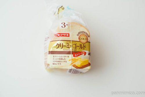 クリーミーゴールド【ヤマザキ】パッケージ写真