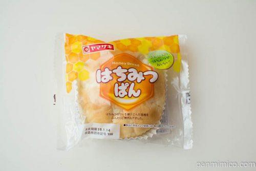 はちみつぱん【ヤマザキ】パッケージ写真