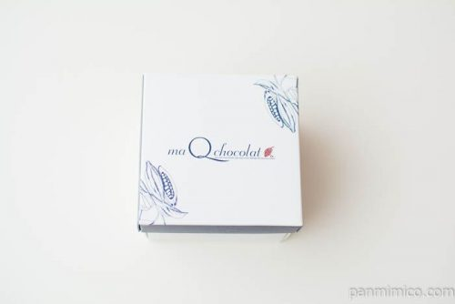兵庫芦屋【マックショコラ バイ マキィズ】割れチョコ 小箱