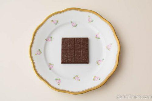神戸ローストショコラ マスターズクラフト あまおう苺上から見た図