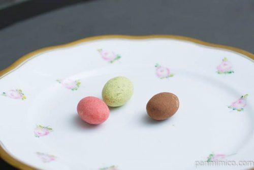 さくらパンダティラミスチョコレート詰合せ【大丸・松坂屋】横から見た図