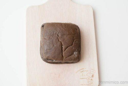 ミルククリームパン【第一パン】上から見た図