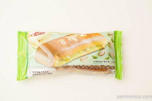 ラ・ベットラ ピスタチオ&ホワイトチョコ【第一パン】パッケージ写真