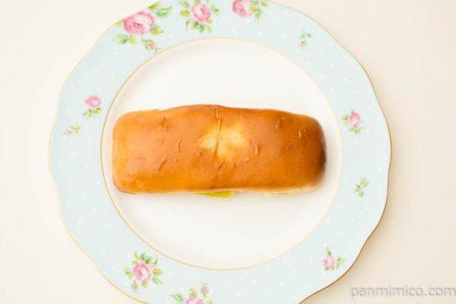 ラ・ベットラ ピスタチオ&ホワイトチョコ【第一パン】上から見た図