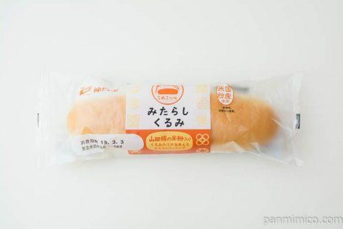 こめこっぺ みたらしくるみ【神戸屋】パッケージ写真