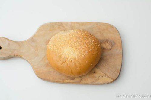 ジューシーカレーパン【Pasco】上から見た図