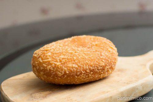 銀座チキンカリーパン【Pasco】横から見た図