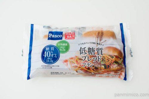 低糖質ブレッドブラン【Pasco】パッケージ写真