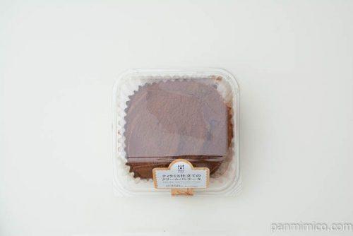 ティラミス仕立てのクリームパンケーキ【ローソン】パッケージ写真