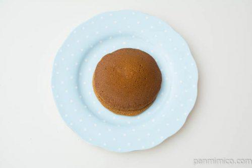 丸福珈琲店監修 スフレパンケーキ 珈琲&クッキー2個入【Pasco】上から見た図