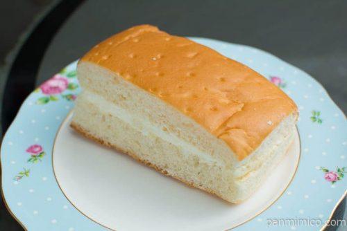 【ササザワベーカリー】牛乳パン横から見た図