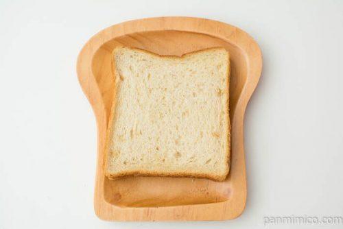 もち麦入り食パン【Pasco】上から見た図
