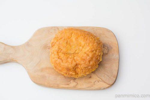 岩手県産牛肉入りビーフシチューパン【第一パン】上から見た図