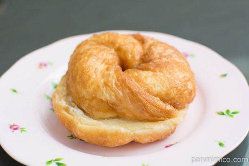 デニッシュドーナツ (板チョコ&ホイップ)【ヤマザキ】横から見た図