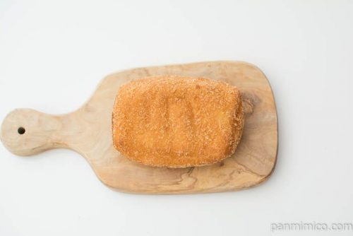 たまごと鶏そぼろドーナツ【神戸屋】上から見た図