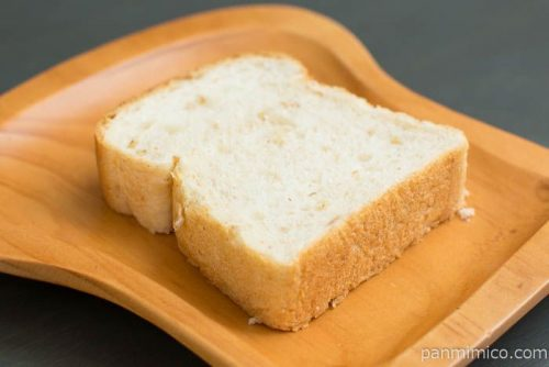 もち麦入りブレッド(3)【ヤマザキ】横から見た図