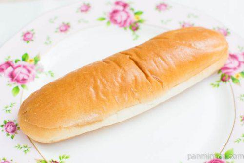 味わいこっぺ 粒ピーナッツ【Pasco】横から見た図