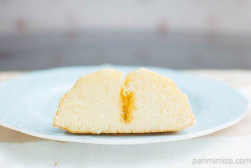 紀州南高梅のケーキ【フジパン】断面図