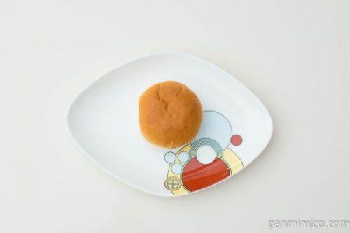 蒸しケーキ&チョコクリームパン(4)【ヤマザキ】上から見た図