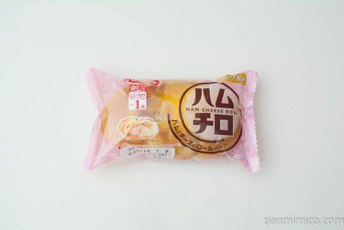 ハムチロ【ヤマザキ】パッケージ