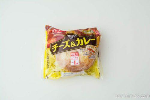 チーズ&カレー【ヤマザキ】パッケージ