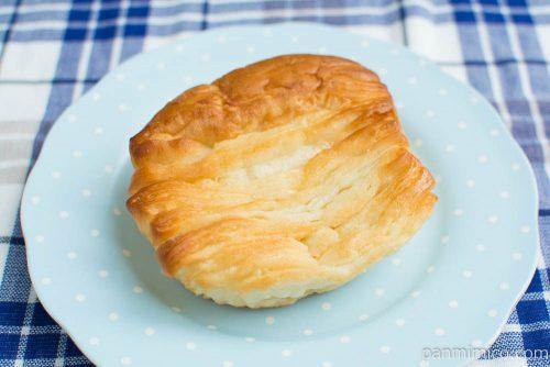 塩ミルクパン【第一パン】横から見た図