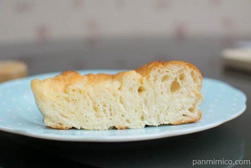 塩ミルクパン【第一パン】断面図