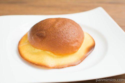 ルフィの麦わらぼうしパン【ヤマザキ】横から見た図