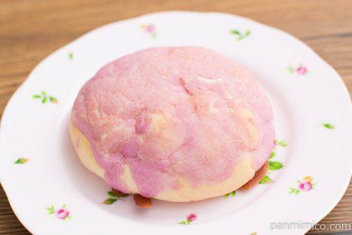 悪魔の実みたいなパン【ヤマザキ】横から見た図
