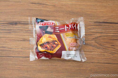 ミートパイ【ヤマザキ】パッケージ