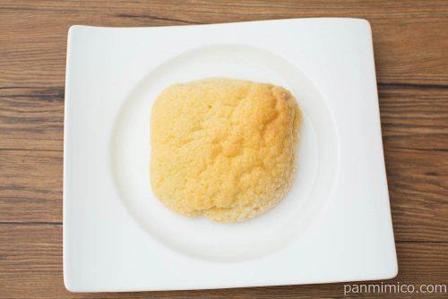 十勝産バター入りチョコパン【ヤマザキ】上から見た図