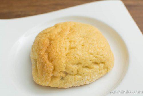 十勝産バター入りチョコパン【ヤマザキ】横から見た図