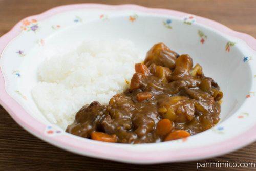 プライムジャワカレーハウス食品完成図
