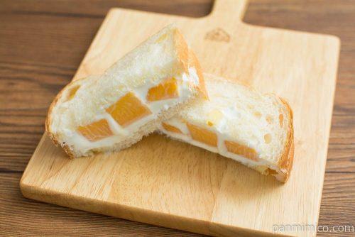 チーズゴールド【ヤマザキ】マンゴーサンド