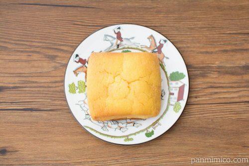 デニメロンぱん バター【Pasco】上から見た図