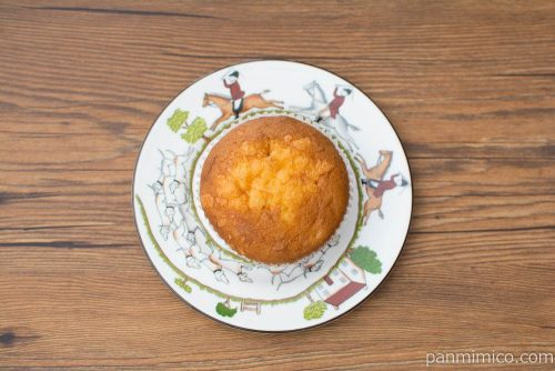 Sweets Muffin チーズ【Pasco】上から見た図