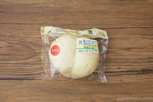 塩バニラクリームのパン【セブンイレブン】パッケージ