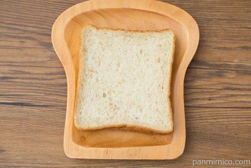 オーツ麦入り食パン【Pasco】上から見た図