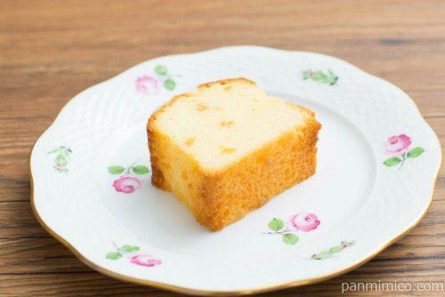 レモンのケーキ【タカキベーカリー】スライス