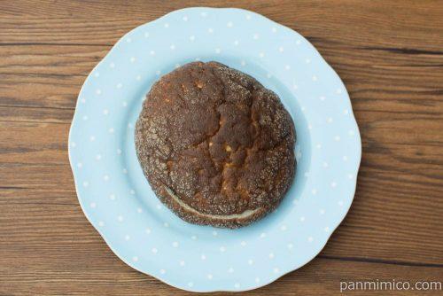 ダイドーブレンド コーヒーメロンパン【第一パン】上から見た図